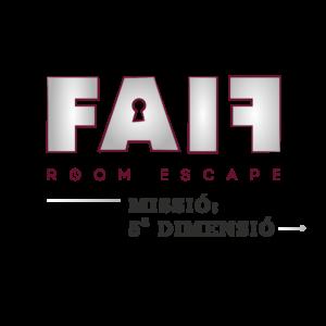 FAIF Room Escape - Missió: 5a Dimensió